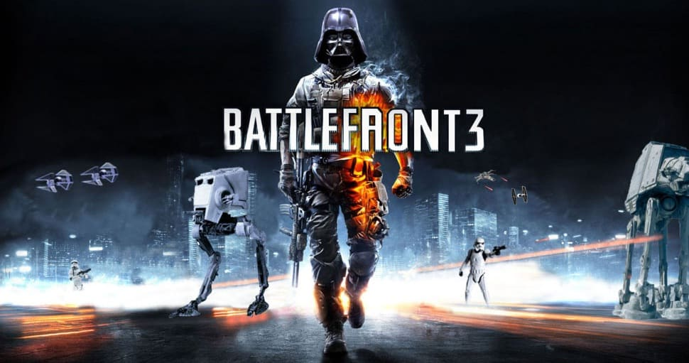 Battlefront First Person Shooter