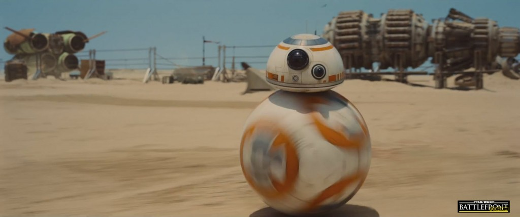 The Force Awakens  - Small Robot