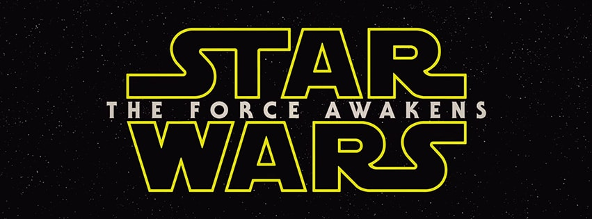 The Force Awakens Facebook Cover