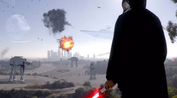 "<span class=""entry-title-primary"">Star Wars Los Angeles Invasion An Apparent Surprise Attack</span> <span class=""entry-subtitle"">There was a recent attack on Los Angeles, California, by the Galactic Empire that caught many by surprise, and we are hoping for the best</span>"
