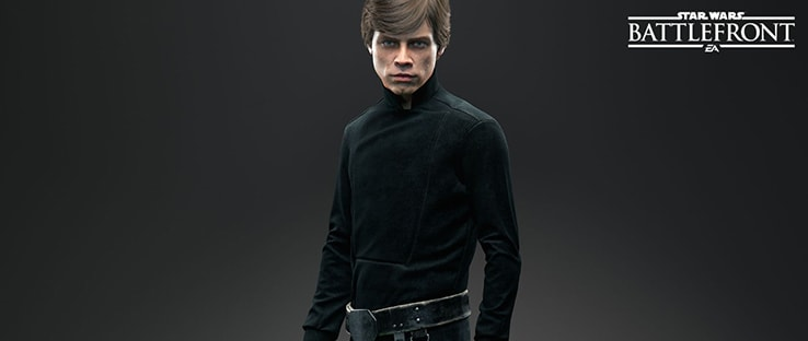 Luke Skywalker Hero