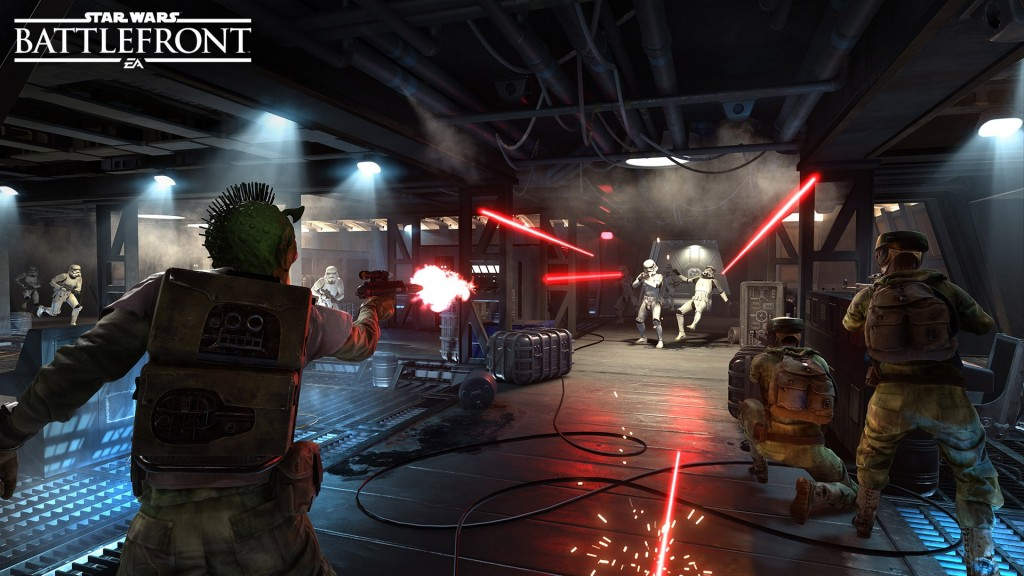 Battlefront Team Deathmatch
