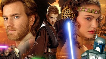 """<span class=""""entry-title-primary"""">Star Wars Episode II: Attack of the Clones Review</span> <span class=""""entry-subtitle"""">Jango and Boba's Epic Waste of Screentime</span>"""