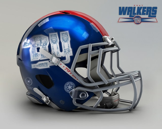 NFL Star Wars Football Helmet - Giants
