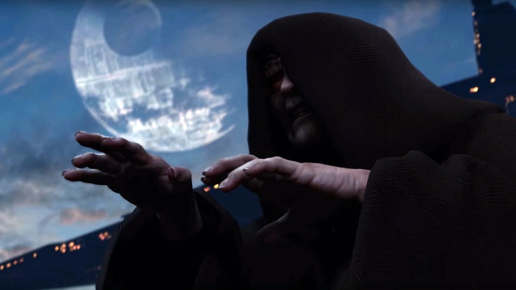 Battlefront Darth Sidious