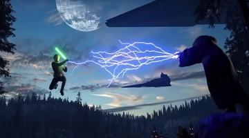 "<span class=""entry-title-primary"">New Battlefront Trailer Shows Off Heroes and Villains</span> <span class=""entry-subtitle"">Electronic Arts released a new trailer today showing off some of their newest heroes and villains that they recently announced</span>"