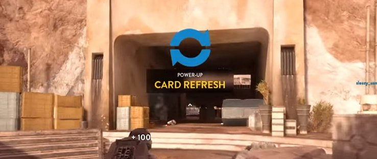 Battlefront Card Refresh Power Up