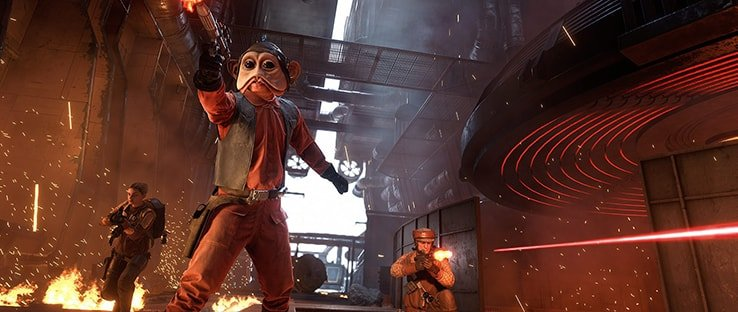 Outer Rim DLC from Star Wars Battlefront