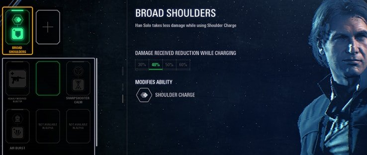 Heroes Abilities Leaked for Battlefront 2