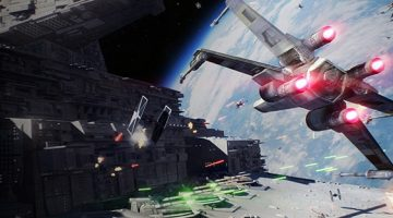 "<span class=""entry-title-primary"">Starfighter Assault Mode Gameplay Trailer Coming to Gamescom</span> <span class=""entry-subtitle"">On August 21st Electronic Arts will be live streaming multiplayer gameplay for the new Starfighter Assault mode</span>"